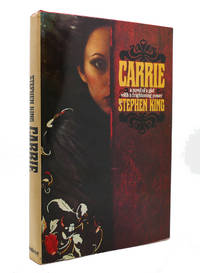 CARRIE by Stephen King - Hardcover - Book Club Edition - 1974 - from Rare Book Cellar and Biblio.com