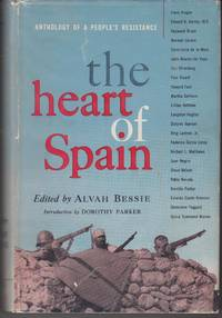 The Heart of Spain. Anthology of Fiction, Non-Fiction and Poetry