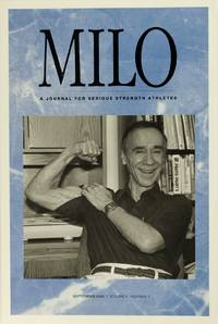 image of Milo, a Journal for Serious Strength Athletes, September 2000, Volume 8, Number 2