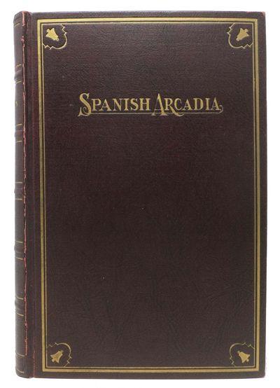 Los Angeles: Powell Publishing Company, 1929. 1st edition (Cowan II, p. 565). Full leather binding w...