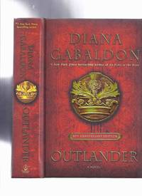 Outlander -The 20th Anniversary Edition ---by Diana Gabaldon ---with a CD of MUSIC from OUTLANDER...