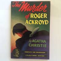 The Murder of Roger Ackroyd by agatha christie - Paperback - 1945 - from 2nd Impression Books (SKU: 115)