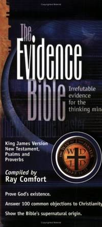 Evidence Bible: Pocket NT, Psalms, Proverbs
