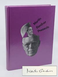 Martin Gardner Presents by  MARTIN GARDNER - Signed First Edition - 1993 - from Captain's Bookshelf, Inc., ABAA (SKU: 32343)