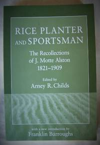Rice planter and Sportsman