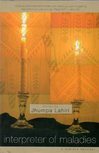 Interpreter of Maladies by  Jhumpa Lahiri - Paperback - Signed First Edition - 1999 - from Bill Leone, Bookseller ABAA and Biblio.com