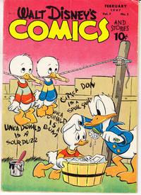 Walt Disney\'s Comics and Stories # 77