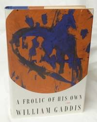 image of A Frolic of His Own - Signed First