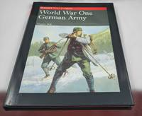 WORLD WAR ONE GERMAN ARMY (Brassey's History of Uniforms) by Bull Stephen - Hardcover - 2000-01-01 - from Third Person Books (SKU: L3WWOGA)