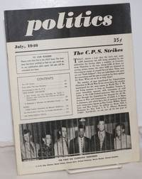 image of Politics: vol. 3, no. 6 (whole no. 29), July 1946