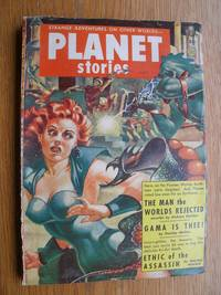Planet Stories July 1953