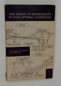 The Design of Experiments to Find Optimal Conditions a Programmed Introduction to the Design of...