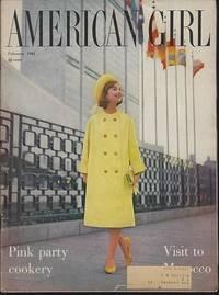 AMERICAN GIRL MAGAZINE FEBRUARY 1961