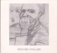 Edouard Vuillard 1868- 1940. Drawings, Pastels and Watercolours
