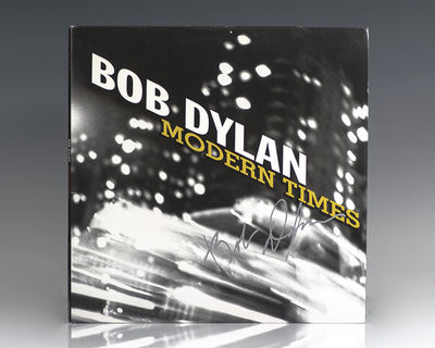 New York: BMG & Columbia Records, 2006. First pressing of this album by the Nobel Prize-winning auth...