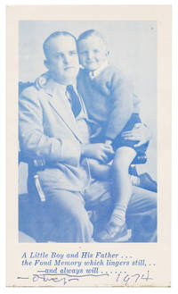 [Two postcards with portraits of a young Truman Capote and inscriptions by his biological father, Archulus Persons]