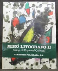 Joan Miró, Litógrafo: Vol. II, 1953-1963