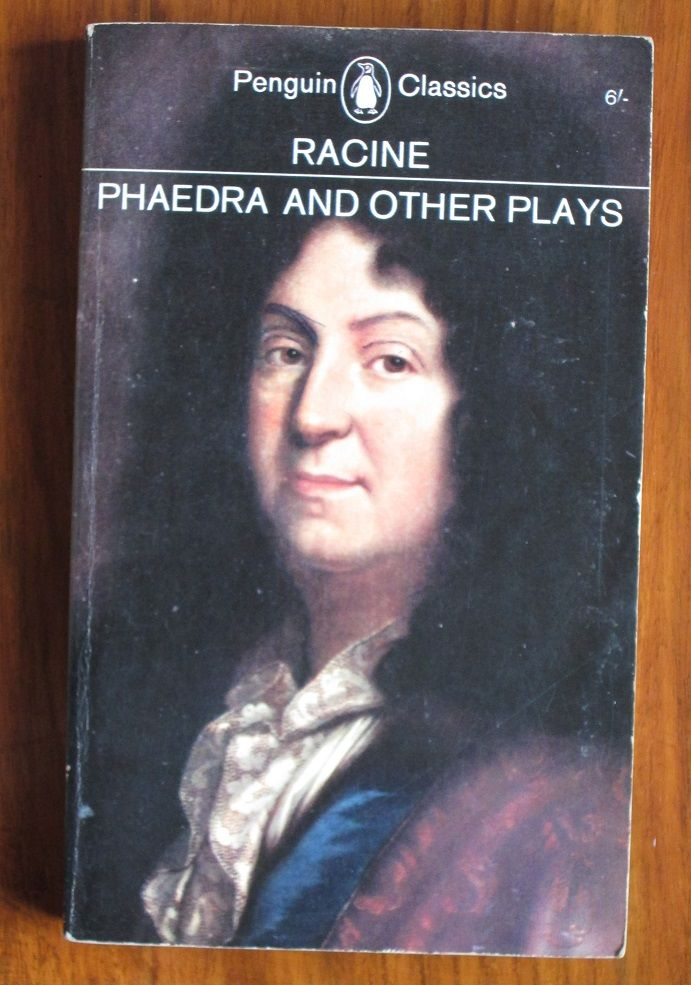 jean racines play phaedra essay This essay will focus on the act or acts of the above in tartuffe by moliere and phaedra by racinein moliere's tartuffe, the primary action of the play is focused upon the deceptio  ars, with his own ears, tartuffe trying to seduce his wife.