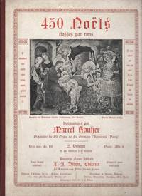 450 Noels classes par tons [Christmas Carols]: 2e Volume, 221-450