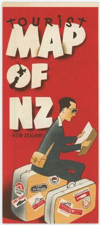 Tourist Map of NZ.