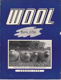 image of The Annual Publication - Wool.  Volume 1, Number I  [SCARCE]