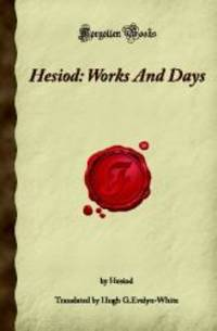 image of Hesiod: Works And Days: (Forgotten Books)