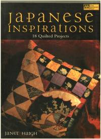 Japanese Inspirations: 18 Quilted Projects