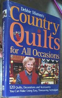 image of Debbie Munn's Country Quilts for All Occasions