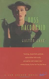 image of The Galton Case: A Lew Archer Novel (Vintage Crime/Black Lizard)