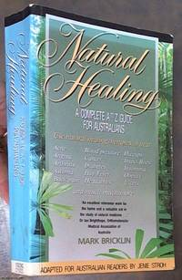 image of Natural Healing: A Complete A to Z Guide for Australians
