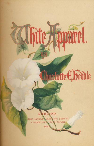 White Apparel.