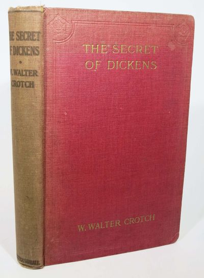 London: Chapman & Hall, 1919. 1st edition (NCBEL III, 840). Red cloth binding with gilt stamped lett...