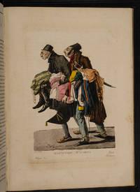 [Recueil de divers Costumes des Habitans de Bordeaux et des Environs;