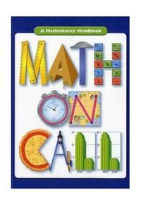 Math on Call: Handbook (Softcover) Grades 6-8 2004 (Great Source Math on Call)