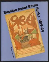 image of Russian Avant-Garde Books, 1917-34