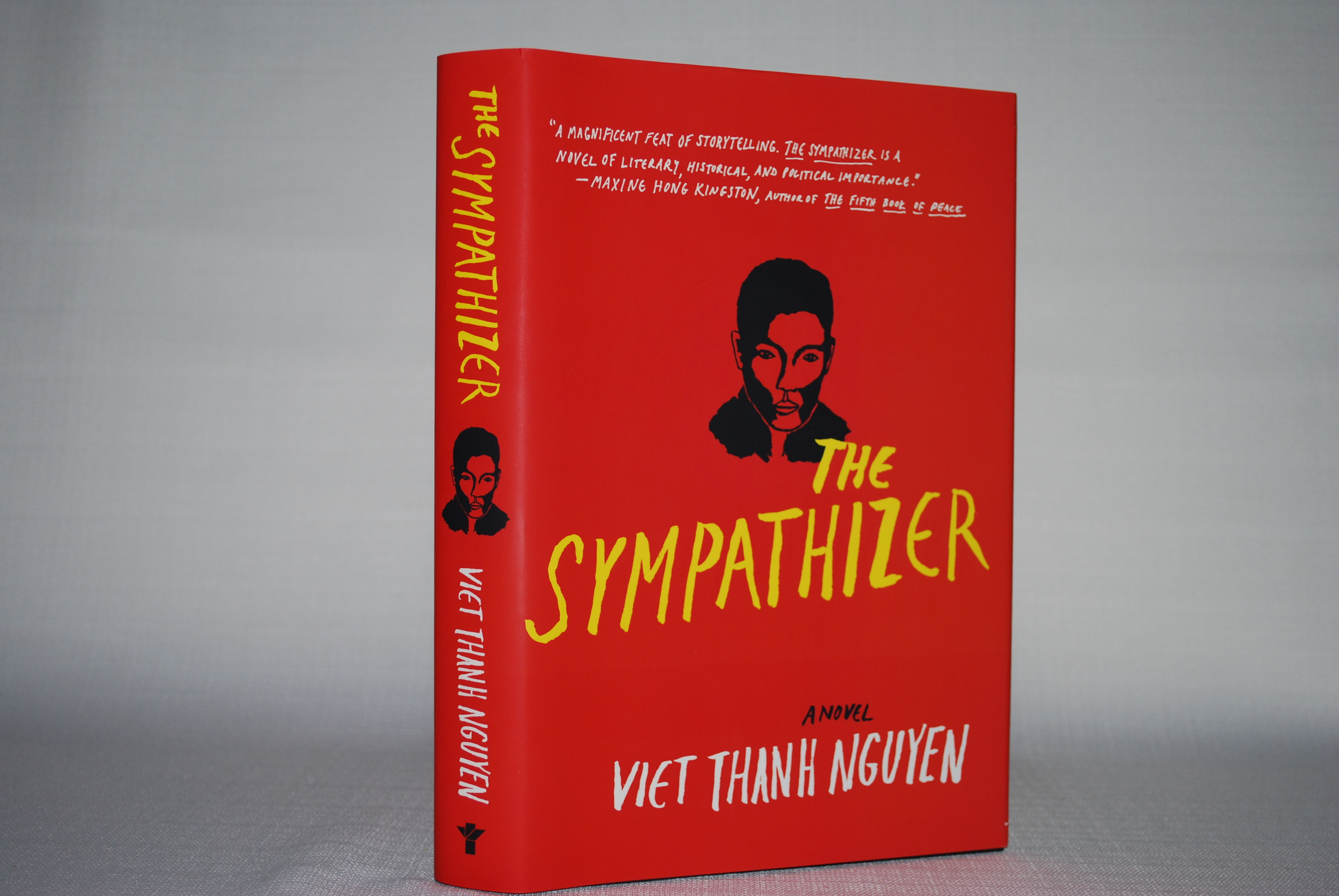 The Sympathizer by Viet Thanh Nguyen (2015, Hardcover) Pulitzer Winner