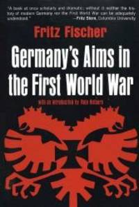 image of Germany's Aims in the First World War