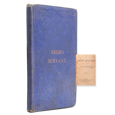 New York: Protestant Episcopal Society for the Promotion of Evangelical Knowledge, 1859. 52pp. 12mo....
