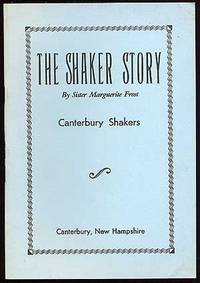 NH: Canterbury Shakers. Softcover. Near Fine. First edition. Near fine in wrappers, a pamphlet.