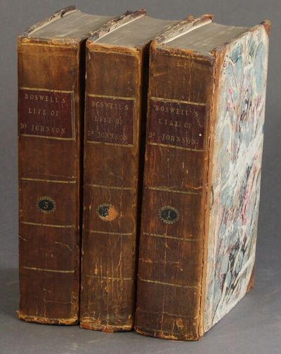 London: Printed by Henry Baldwin for Charles Dilly, 1793. First London octavo, third edition overall...