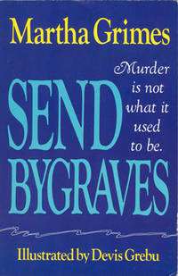 image of Send Bygraves - Murder Is Not What It Used To Be