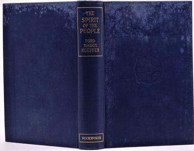 London: Duckworth & Company Duckworth Reader's Library issue, no date, (1915). Very Good, in origina...