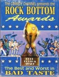 *Sienkiewicz Signed* The Comedy Channel Presents the Rock Bottom Awards: The Best and Worst in Bad Taste (Trading Cards)
