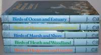 The Orbis Encyclopedia of Birds of Britain and Europe: 5 Volumes: Birds of  Ocean & Estuary; Birds of Mountain & Moorland; Birds of Marsh & Shore;  Birds of Heath & Woodland; Birds of Hedgerow and Garden