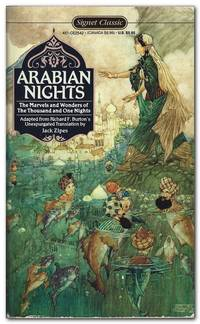 image of The Arabian Nights  The Marvels and Wonders of the Thousand and One Nights