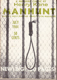 Manhunt July 1964, Vol. 12 No. 4