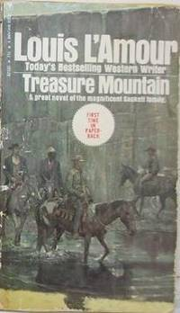 Treasure Mountain by  Louis L'Amour - Paperback - 1972-01-01 - from Eco Sales (SKU: 46198)