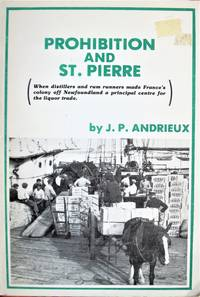Prohibition and St. Pierre