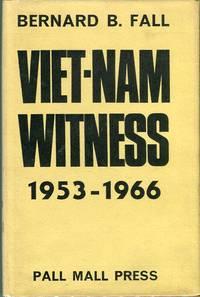 Viet-Nam Witness 1953-66