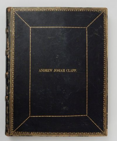 Springfield: D. B. Spooner & Co., Photographers, 1858. First Edition. Boards. Very Good. First Editi...